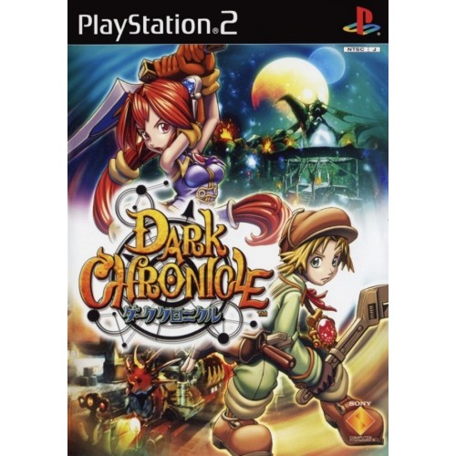 Dark Chronicle – PS2 [Versione Giapponese]