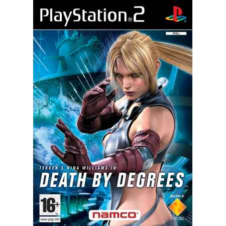 Death By Degrees – PS2 [Versione Italiana]