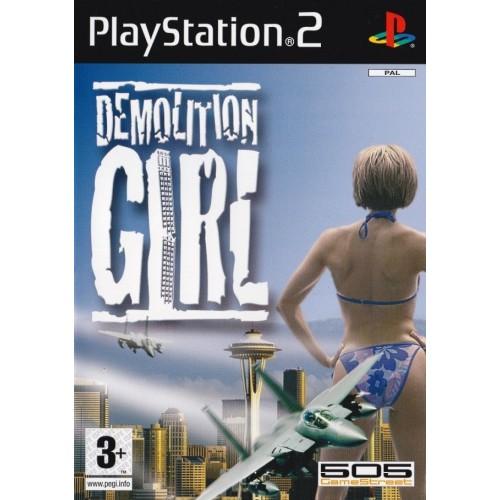 Demolition Girl – PS2 [Versione Italiana]