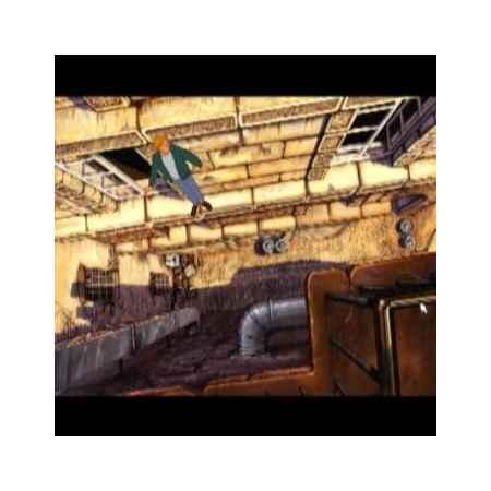 Broken Sword: The Shadow Of The Templars - PS1 [Versione Italiana]