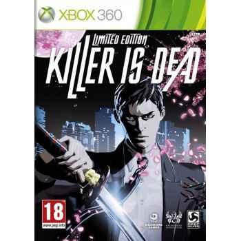 Killer is Dead - Xbox 360 [Versione Italiana]