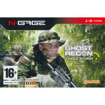Tom Clancy's Ghost Recon: Jungle Storm - NGage [Versione Italiana]