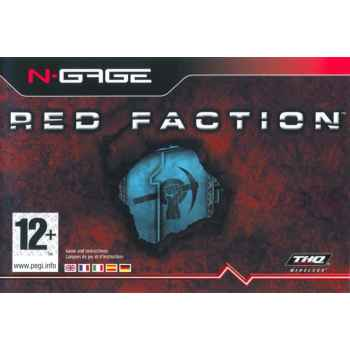 Red Faction - NGage [Versione Italiana]