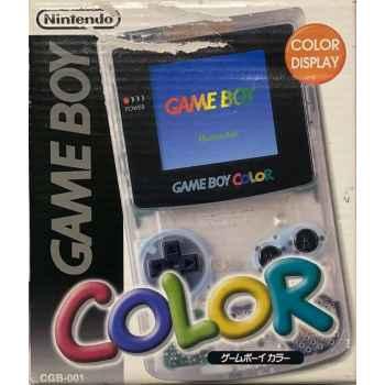 Nintendo GameBoy Color Trasparente - Console [Versione Giapponese]