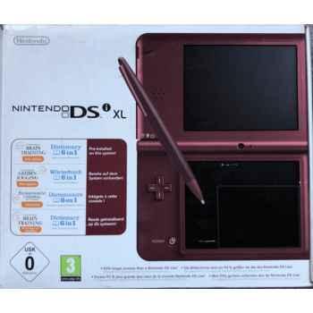 Nintendo DSi XL Rosso Vinaccia - Console [Versione Italiana]