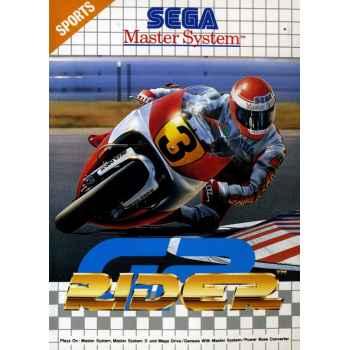 GP Rider - MasterSystem [Versione Italiana]