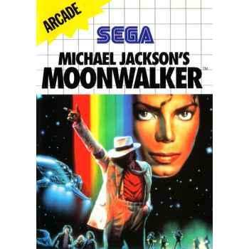 Michael Jackson's Moonwalker - MasterSystem [Versione Italiana]