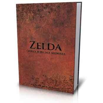 Zelda - Cronaca Di Una Saga Leggendaria (Italiano) Copertina Flessibile