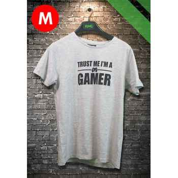 T-Shirt Gamer - Trust Me I'm a Gamer - Taglia M