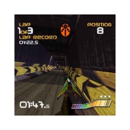 Wipeout 3 - PS1 [Versione Italiana]