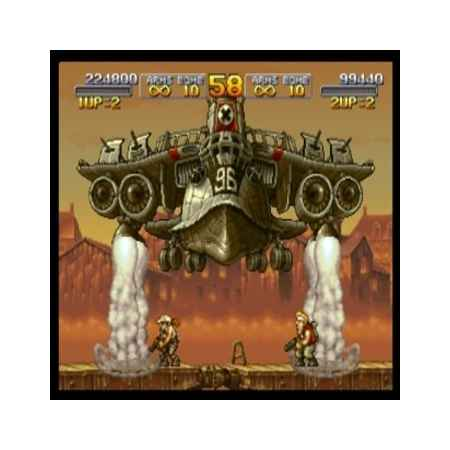 Metal Slug X - PS1 [Versione Italiana]