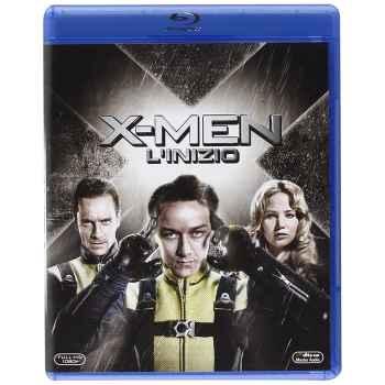 X-Men - L'inizio - Blu-Ray (2011)