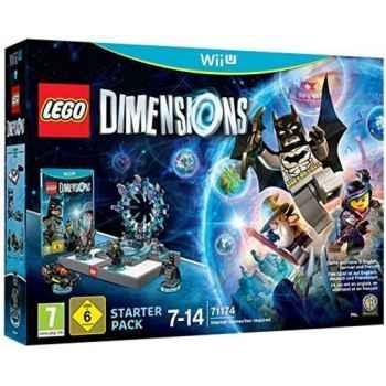Lego Dimensions Starter Pack  - WIIU [Versione Italiana]