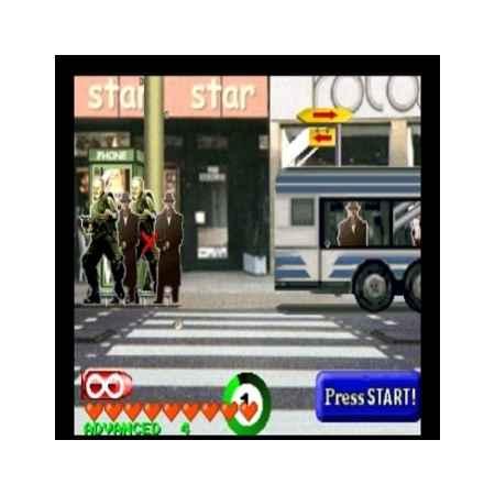 Point Blank 2 - PS1 [Versione Italiana]