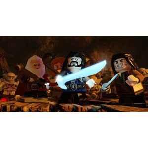 LEGO Lo Hobbit  - WIIU [Versione Italiana]