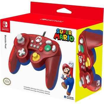 Gamepad Super Mario Per Nintendo Switch