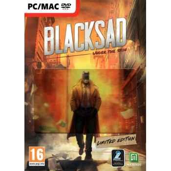 Blacksad: Under the Skin - PC GAMES [Versione Italiana]