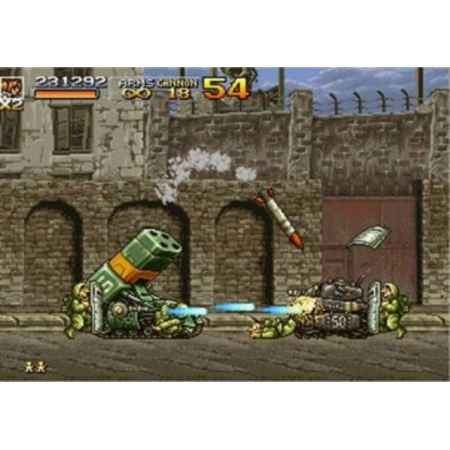 Metal Slug 5 – PS2 [Versione Italiana]