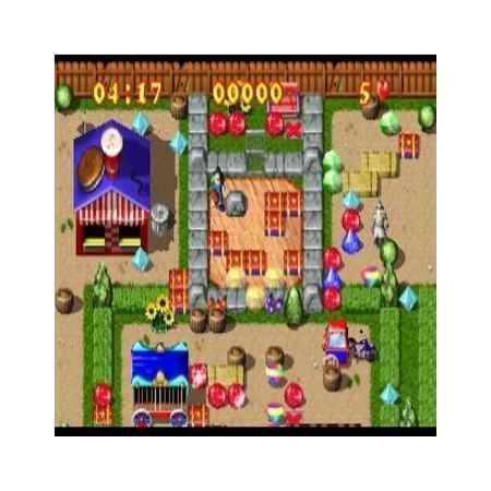 Inspector Gadget: Gadget's Crazy Maze - PS1 [Versione Italiana]
