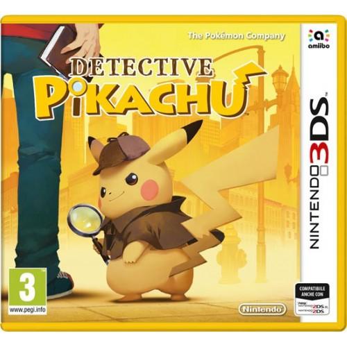 Detective Pikachu - Nintendo 3DS [Versione EU Multilingue]