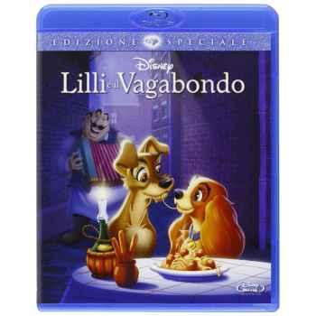 Lilli e il Vagabondo - Blu-Ray (1955)