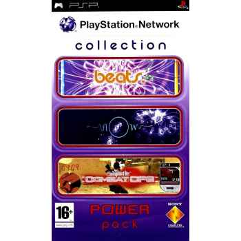 Playstation Network Collection - Power Pack - PSP [Versione Italiana]