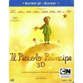 Il Piccolo Principe 3D - Blu-Ray 3D (2015)