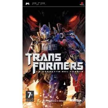 Transformers La Vendetta Del Caduto - PSP [Versione Italiana]