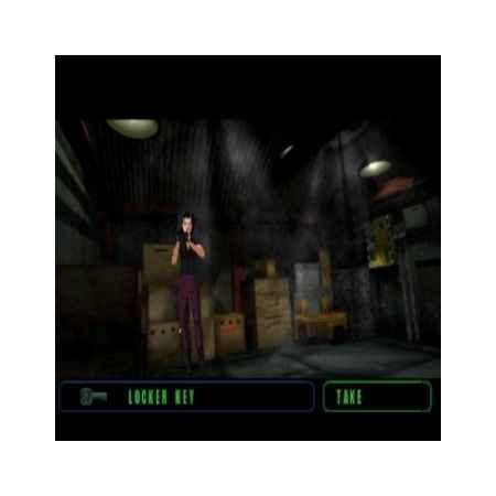 Fear Effect - PS1 [Versione Italiana]