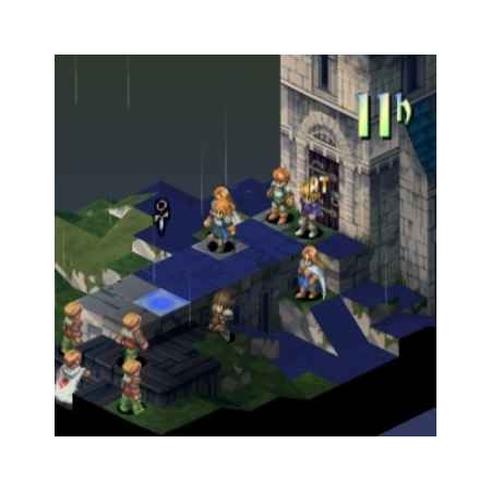Final Fantasy Tactics - PS1 [Versione Giapponese]
