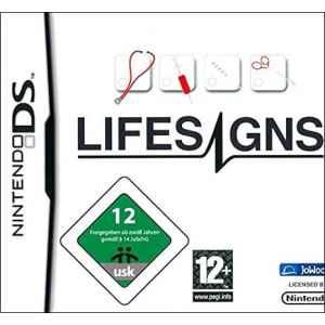 Lifesigns - Nintendo DS [Versione Italiana]