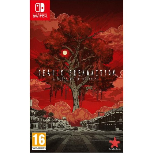 Deadly Premonition 2: A Blessing in Disguise - Nintendo Switch [Versione EU Multilingue]