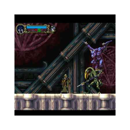 Castlevania Symphony Of The Night (Greatest Hits) - PS1 [Versione Americana]