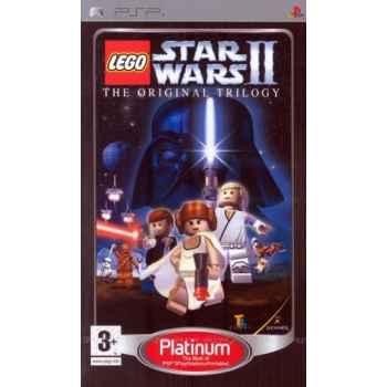 Lego Star Wars II: La Trilogia Classica (Platinum) - PSP [Versione Italiana]