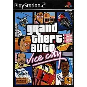 Gran Theft Auto: Vice City – PS2 [Versione Italiana]