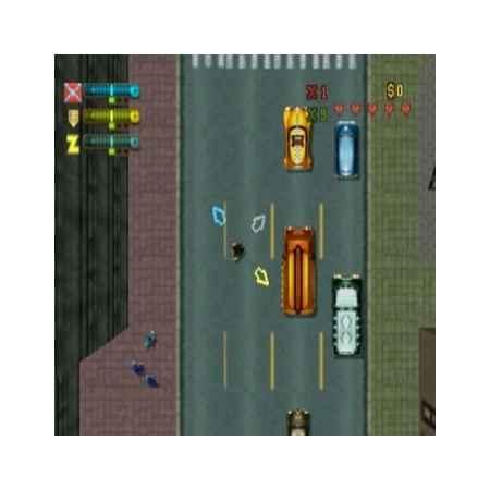 Gran Theft Auto 2 – PS1 [Versione inglese]