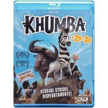 Khumba - Blu-Ray 3D (2013)