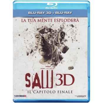 Saw 3D - Il Capitolo Finale - Blu-Ray 3D (2010)