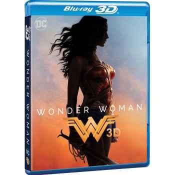 Wonder Woman - Blu-Ray 3D (2017)