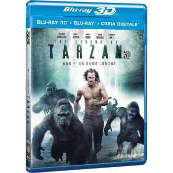 The Legend Of Tarzan - Blu-Ray 3D (2016)