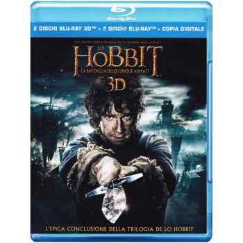 Lo Hobbit - La Battaglia Delle Cinque Armate - Blu-Ray 3D (2014)