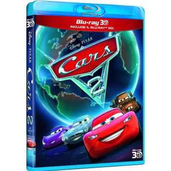 Cars 2 - Blu-Ray 3D (2011)