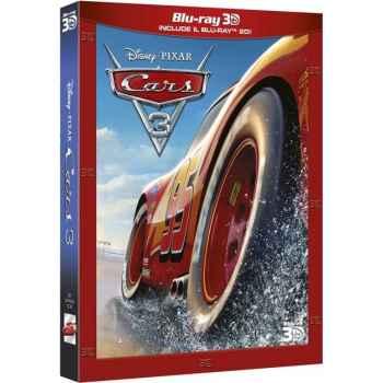 Cars 3 - Blu-Ray 3D (2017)