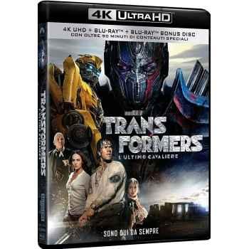 Transformers - L'ultimo Cavaliere - Blu-Ray 4K (2017)