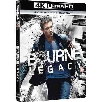 The Bourne Legacy - Blu-Ray 4K (2012)
