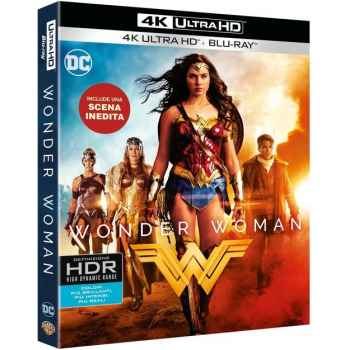 Wonder Woman - Blu-Ray 4K (2017)