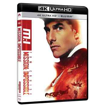 Mission: Impossible - Blu-Ray 4K (1996)