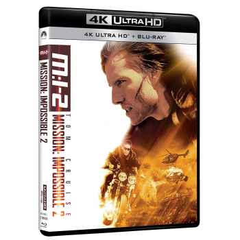 Mission: Impossible 2 - Blu-Ray 4K (2000)