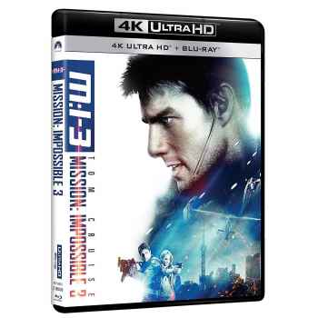Mission: Impossible 3 - Blu-Ray 4K (2006)