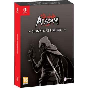 Aragami (Signature Edition) - Nintendo Switch [Versione Europea Multilingue]